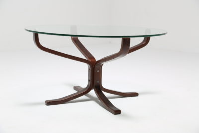 Falcon Coffee Table by Sigurd Resell