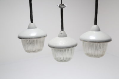 Vintage Industrial Coughtrie Lamps