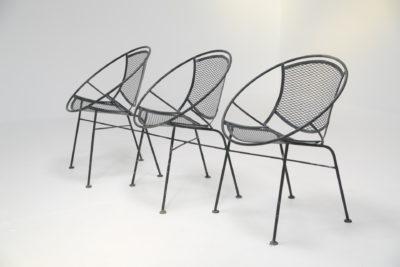 Garden chairs by Maurizio Tempestini for Salterini