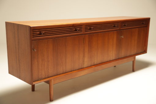Teak Sideboard by M.D Walker for Dalescraft vintage teak sideboard