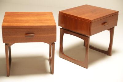 G Plan bedside tables