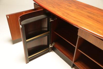 Rosewood Bar Cabinet by Skovby, Denmark