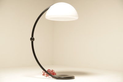Serpente Floor Lamp by Elio Martinelli for Martinelli Luce