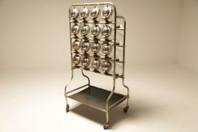 Vintage  Sweet Jar Rack Candy Dispenser by Vendosolo, Argentina