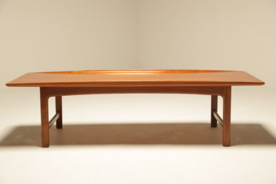 Vintage Teak Coffee Table by Dux, Sweden