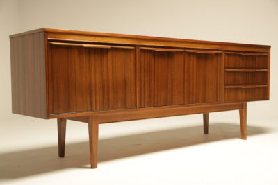 Walnut Sideboard by Neil Morris for Morris of Glasgow