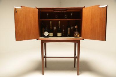 Teak Drinks cabinet by Richard Hornby for Fyne Ladye