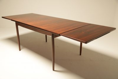 Ib Kofod Larsen Rosewood Dining Table