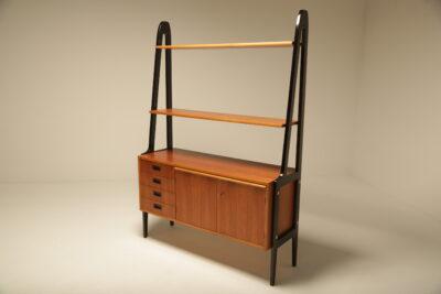 Swedish-Teak-1950s-Bookcase