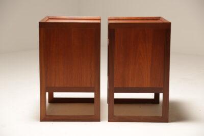 Pair of Vintage G-Plan Style Teak Bedside Tables