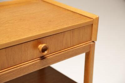 Pair of Light Oak Bedside Tables