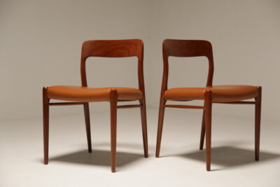Niels Moller Teak Model 75 Dining Chair