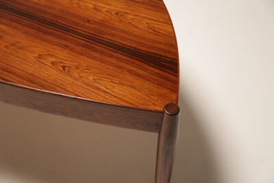 Johannes Andersen Capri Rosewood Coffee Table for Trensum, 1960s
