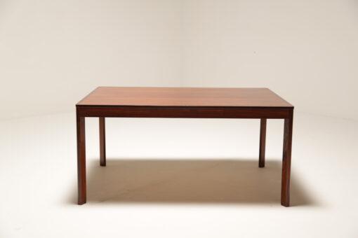 Vintage Scandinavian Rosewood Coffee Table The Vintage Hub