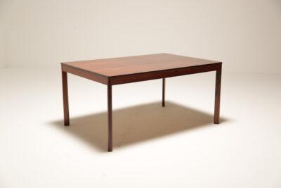 Vintage Scandinavian Rosewood Coffee Table