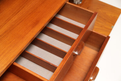 Vintage Teak Highboard by E. Gomme for G-Plan