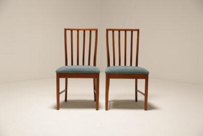 Vintage Set of Teak Dining Chairs by McIntosh