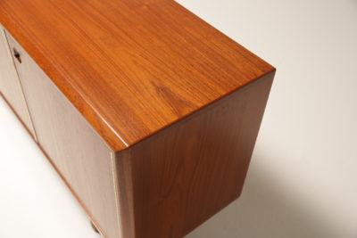 Vintage 1960s Danish Style Teak Sideboard by Hunters of Derby