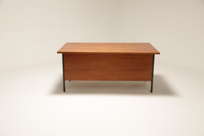 Vintage 1960s Teak Office Desk