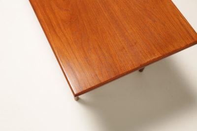 Vintage Scandinavian Teak Coffee Table
