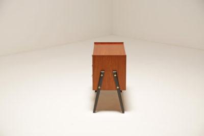Vintage Scandinavian Teak Drawer Unit