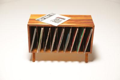 Vintage 1960s Record Holder