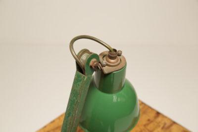 Vintage Adjustable Industrial Workshop Desk Lamp