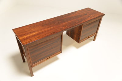 Vintage Rosewood Vanity Desk