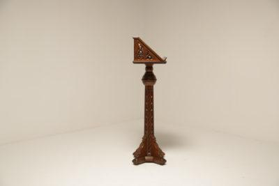 Gothic Victorian 19th Century Lectern