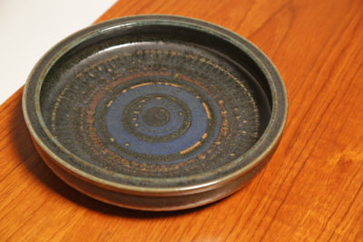 Vintage Ceramic Dish by Carl Harry Stalhane for Rorstrand, Sweden