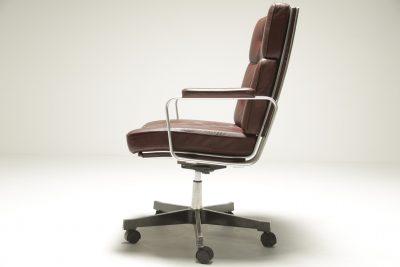 Jens Risom style Luxe Gold Velvet Armchairs mid-century furniture Dublin