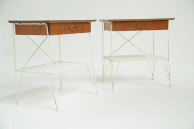 G Plan Brasilia Sideboard with Chrome Handles 20th century furniture design Dublin