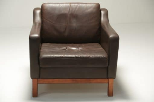 Teak & Afromosia Coffee Table with Magazine Rack vintage furniture Dublin