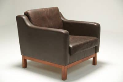 Teak & Afromosia Coffee Table with Magazine Rack G Plan furniture style