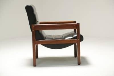Swedish Rosewood 3 Drawer Media Unit vintage furniture for sale Dublin Ireland