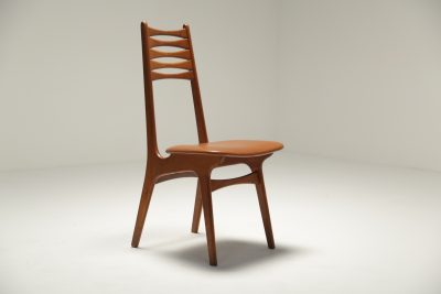Rosewood Telephone Table by Henning Korsch Danish furniture rosewood