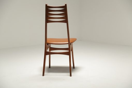 Rosewood Telephone Table by Henning Korsch mid-century furniture Dublin