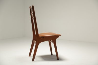 Rosewood Telephone Table by Henning Korsch