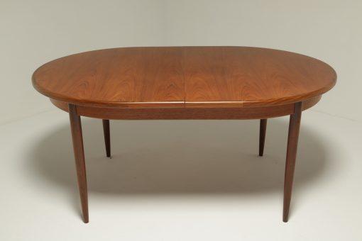 G plan Teak Oval Fresco Dining Table vintage furniture Dublin