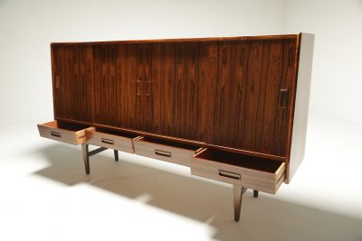 Danish Rosewood Highboard by Borge Seindal [ON HOLD]