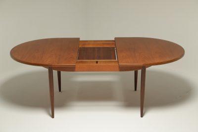 G plan Teak Oval Fresco Dining Table