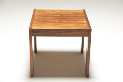 Vintage Rosewood Side Table danish furniture