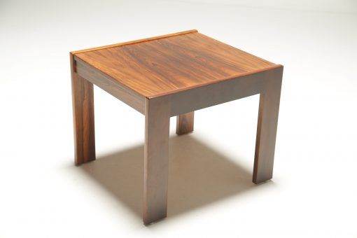 Vintage Rosewood Side Table Danish rosewood table