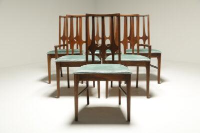 Mid-century modern Broyhill Brasilia Dining Suite