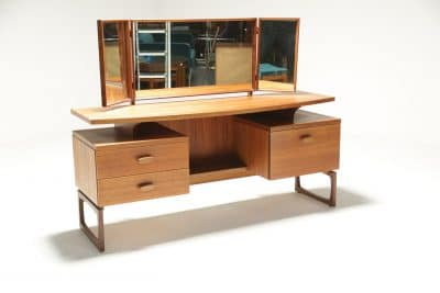 G Plan Quadrille Vanity Dressing Table vintage furniture Dublin