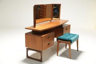 G Plan Quadrille Vanity Dressing Table midcentury furniture