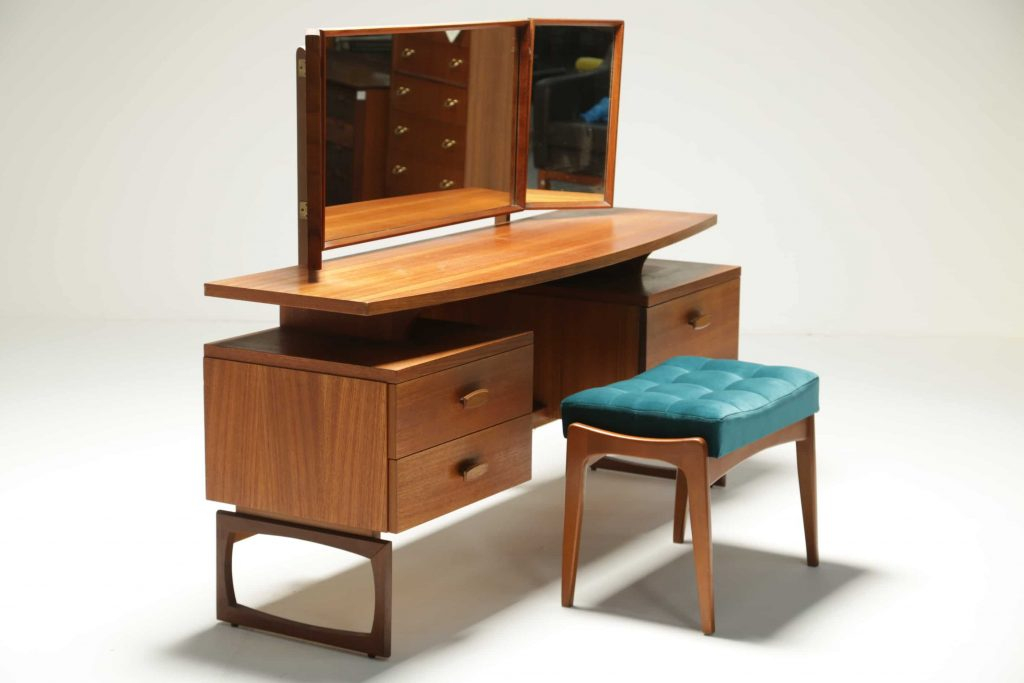 G Plan Quadrille Vanity Dressing Table the vintage hub