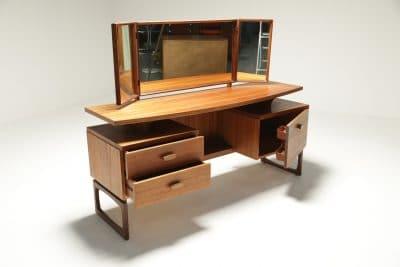 G Plan Quadrille Vanity Dressing Table