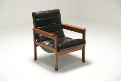 Vintage Scoop Chair by Crannac arthur edwards