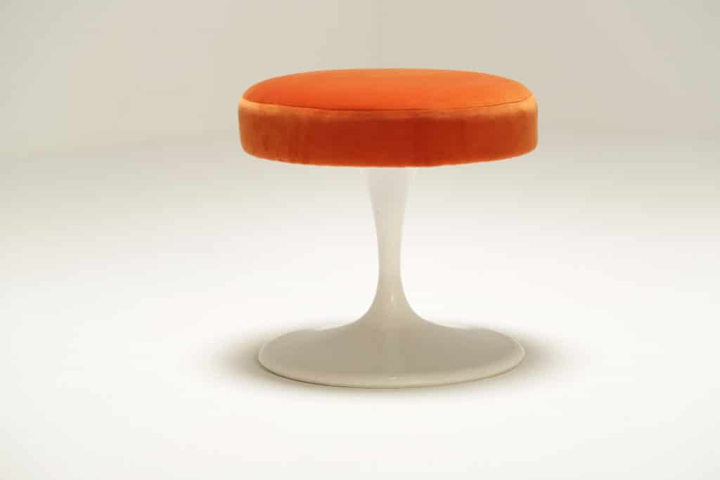 Vanity Stool by Arkana Maurice Burke vintage furniture Dublin